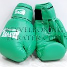 Reyvel boxing gloves Synthetic Leather 6 oz Green