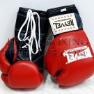Reyvel boxing gloves Mexican style 12 oz Red