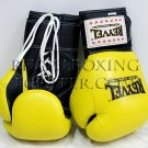 Reyvel boxing gloves Mexican style 12 oz Yelow