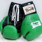 Reyvel boxing gloves Mexican style 12 oz Green