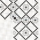 Counted cross stitch pattern - Romanian embroidery -12