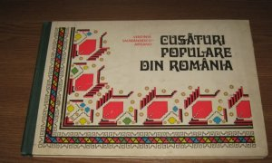 Romanian embroideries , embroidery ,  patterns , scarce
