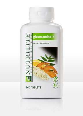 NUTRILITE® Glucosamine 7 joint pain relief supplements - 2 Month Supply (240 Count)