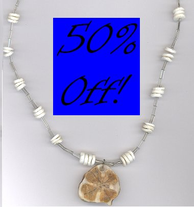 REAL 4 Leaf Clover Necklace-50% OFF!
