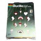 Bucilla Plastic Canvas Needlepoint Kit 61049 Antiques Ornaments