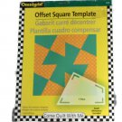 Omnigrid Offset Square Template