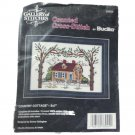 Bucilla Gallery of Stitches 33024 Country Cottage Counted Cross Stitch Kit