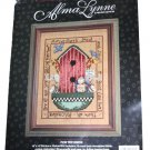 Alma Lynne Designs Counted Cross Stitch Embroidery Kit-41391 For The Birds