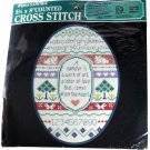 Designs for the Needle 5508 Sampler Counted Cross Stitch Kit