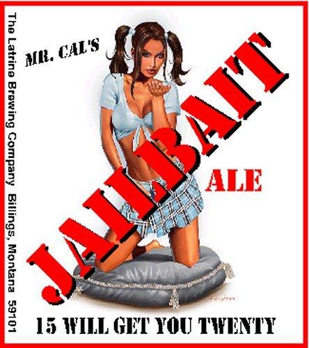 Jailbait Ale Home Brew Craft Beer Brewing Kit
