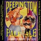 Peeping Tom Pale Ale Home Brew Craft Beer Kit