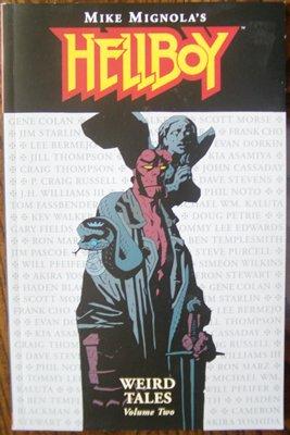 Mike Mignolas Hellboy