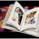 Custom Flip Album -  Silver package on CD/DVD