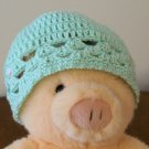 Green Toddler's Beanie hat