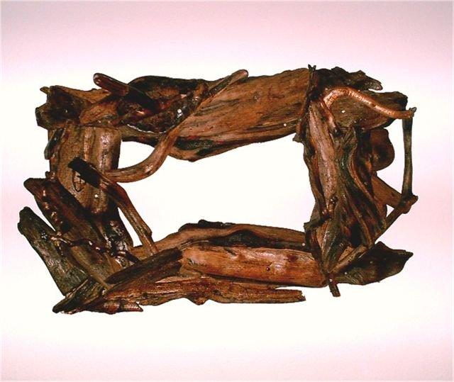 "Driftwood Frame-15""X22"""