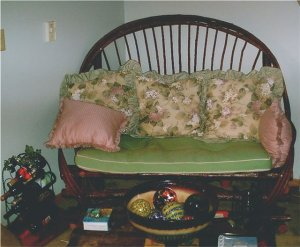 Bentwood Loveseat