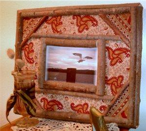 "Natural Frame-10X12"""
