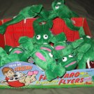 New Screaming Slingshot Flying Frog Toy WOW $2.99 ea!