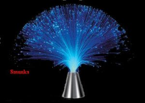 New Fiber Optic Light, Night table lamp, Great gift fun