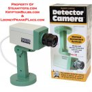 New fake Security Motion Detector Camera very real BIG