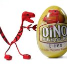 T-Rex Dino Bender Dinosaur Action Figure Benders