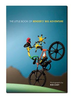 The little book of Benders big adventures joe jane NEW