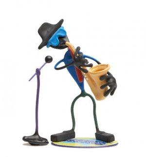 Otis on Sax Rock and Roll Blues Bender Musical Benders