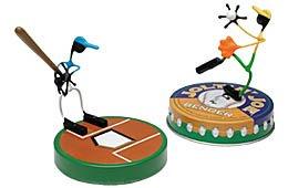 Joltin Joe Sports Bender Action Figure Benders Magnet