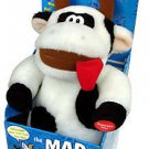 Crazy Mad Cow laughs lauging moo farm bull mooing NEW