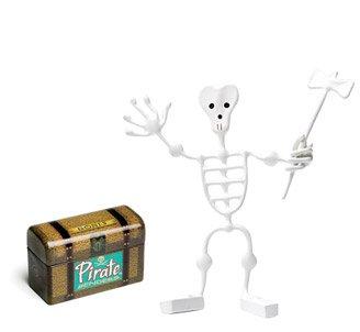 Bones Pirate Bender Action Figure Benders Magnet Toy