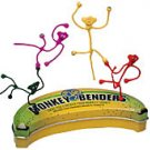Banana Tin Monkey Benders Bender Monkeys Toy magnet