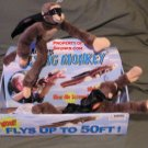 New Screaming Slingshot Flying Monkey Toy WOW $2.99 ea!