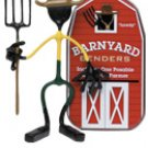 Farmer Joe Barnyard Bender Action Figure Benders Magnet