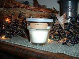 4 oz Flowerpot Soy Candle