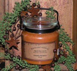 16 oz Soy Candle with Swivel Handle