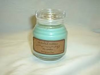 4 oz Apothecary Jar Candle