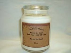26 oz Apothecary Jar Candle