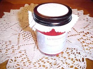 Soy Candle Jelly Jar