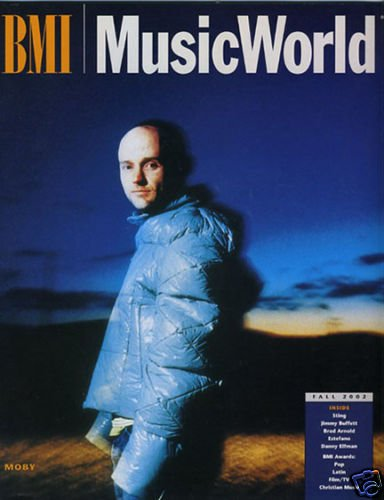BMI Music World Fall 2002 Moby, Danny Elfman, Sting