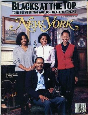 New York Magazine 1/19/87 David Letterman, Alfred Kazin