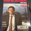 World Screen News MIP April 2001 Jean-Marie Messier