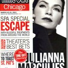 Time Out Chicago 3/15/12 Julianna Margulies, The Good Wife, Spoek Mathambo