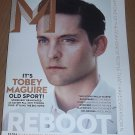 Tobey Maguire The Great Gatsby M Magazine Spring 2013 Mel Brooks
