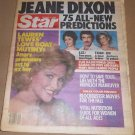 Star 10/4/83 Lauren Tewes, Vanessa Williams Miss America Mackenzie Phillips Dallas