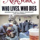 New York Magazine 6/25/1990 Heart Transplants NBC News Jay Gorney Julie Burchill