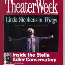 Theater Week 3/15/1993 Linda Stephens Wings Stella Adler Liz Diamond George St.