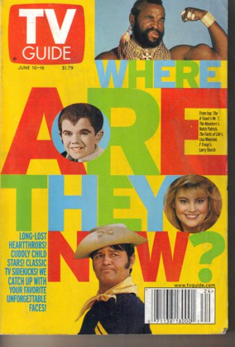 TV Guide 6/10/2000 Where Are They Now? Halle Berry Lisa Whelchel Yvonne Craig