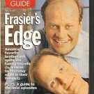 TV Guide 2/2/1998 Frasier Kelsey Grammer David Hyde Pierce Hanson Halle Berry