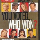 TV Guide 1/30/1999 Awards Super Bowl Preview Amy Jo Johnson Alyson Hannigan