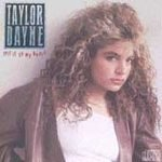 Tell It to My Heart by Taylor Dayne (Cassette)